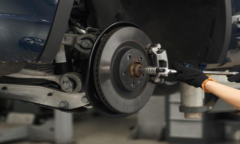 Prestation freinage - image d'illustration - fte garage